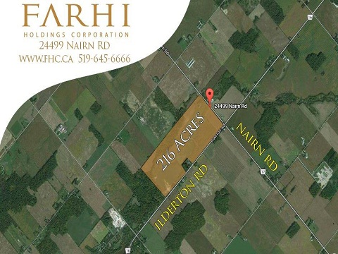 24499 Nairn Road Ilderton Ontario