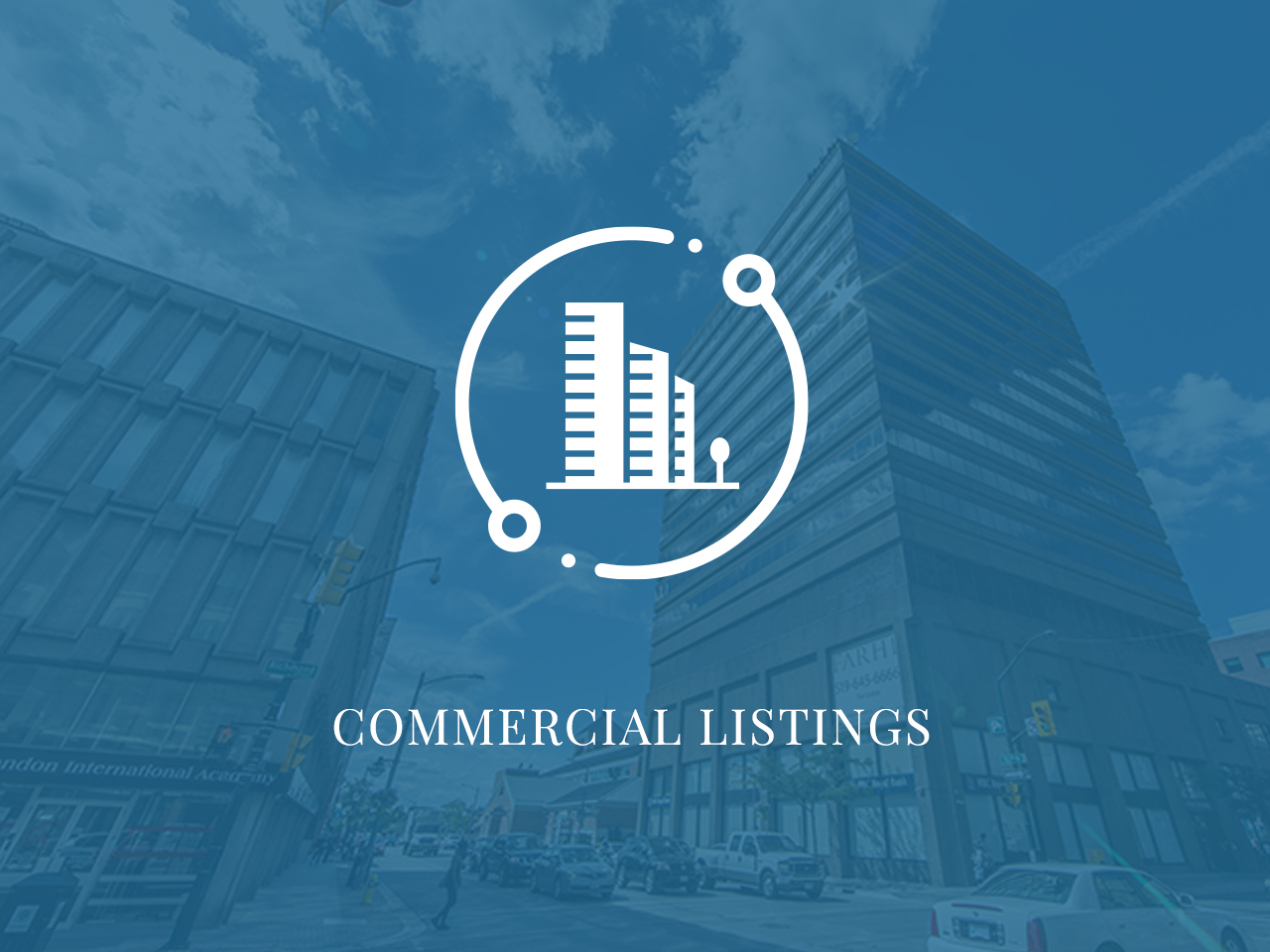 Mobile Commercial Listings Link