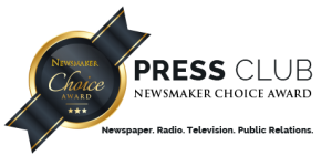 London City Press Club, Newsmaker of the Year