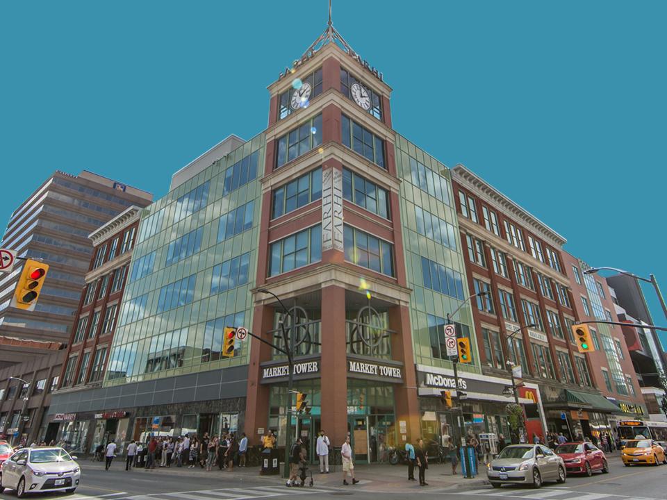 Market Tower London Ontario