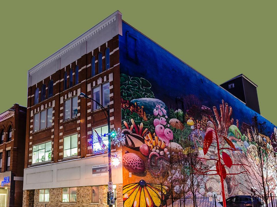 Mural 1 London Ontario