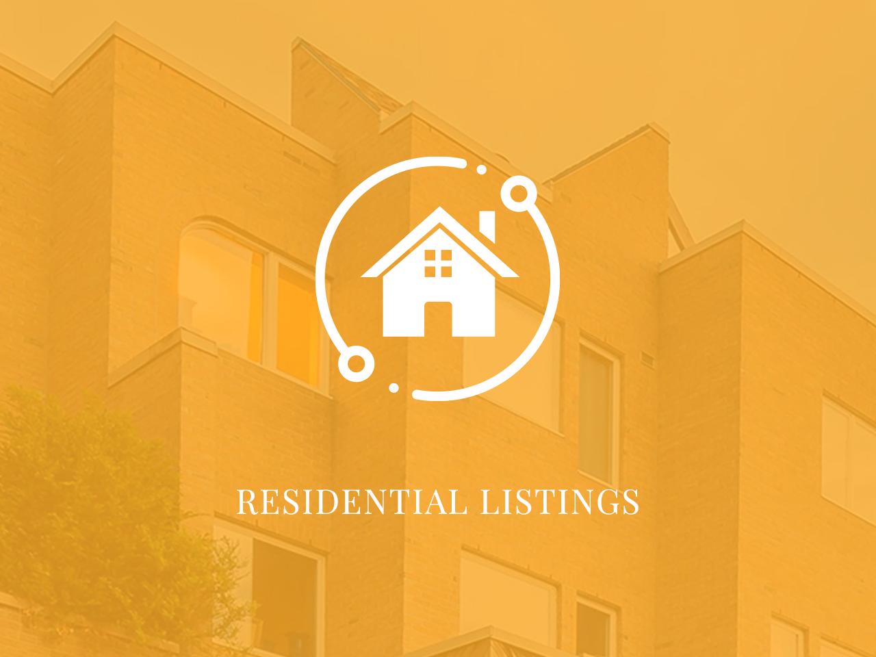 Mobile Residential Listings Link