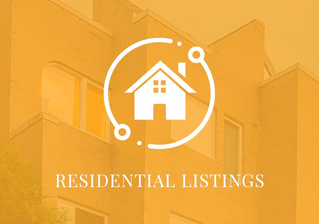 Residential Listings Link