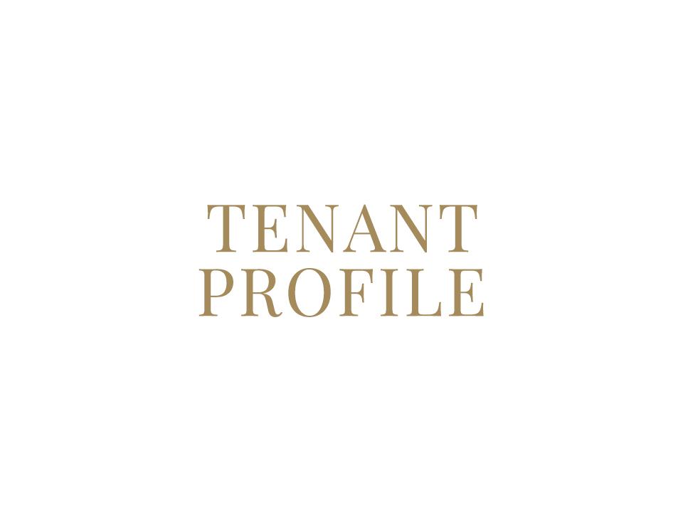 Tenant Profile Link