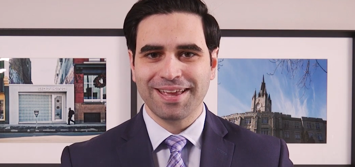 MP Peter Fragiskatos (London North Centre)